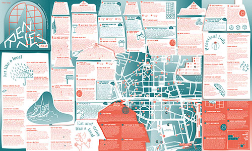 Download Rennes City Map